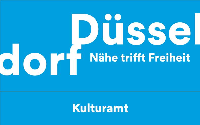 Logo: Landeshauptstadt Düsseldorf - Kulturamt