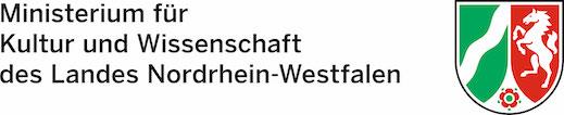 Logo: Ministerium für Kultur und Wissenschaft des Landes Nordrhein-Westfahlen